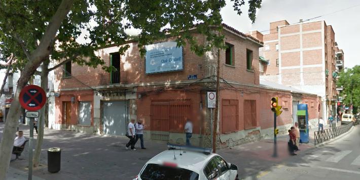 Rehabilitaci n del antiguo mercado municipal de getafe itce for Calle jardines getafe