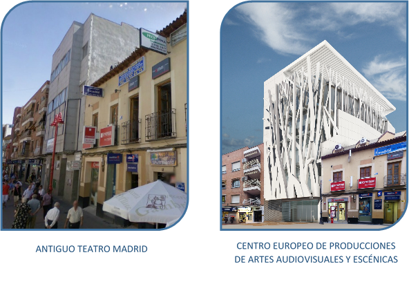 CENTRO EUROPEO DE PRODUCCIONES DE ARTES AUDIVISUALES Y ESCENICAS DE GETAFE
