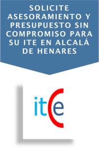 PRESUPUESTO ITE ALCALÁ DE HENARES. PRESUPUESTO INSPECCIÓN TÉCNICA DE EDIFICIOS ALCALÁ DE HENARES