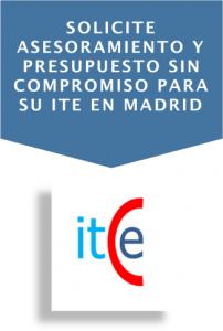 PRESUPUESTO ITE MADRID