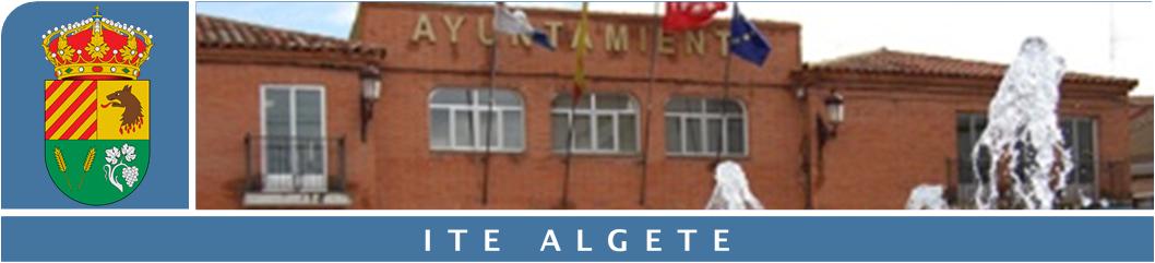 ITE ALGETE INSPECCIÓN TÉCNICA DE EDIFICIOS ALGETE