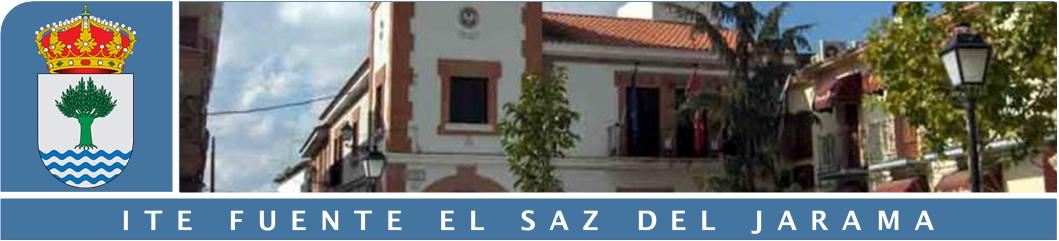 ITE FUENTE EL SAZ DEL JARAMA INSPECCION TECNICA DE EDIFICIOS FUENTE EL SAZ DEL JARAMA