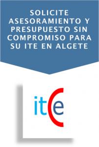 PRESUPUESTO ITE ALGETE PRESUPUESTO INSPECCION TECNICA DE EDIFICIOS ALGETE