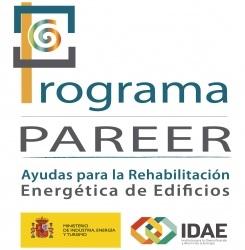 PROGRAMA PAREER-CRECE PARA REHABILITACIÓN ENERGÉTICA DE EDIFICIOS
