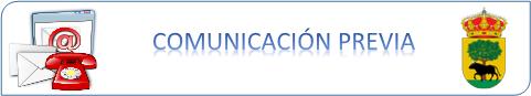LICENCIAS URBANISTICAS COMUNICACION PREVIA BUITRAGO DEL LOZOYA