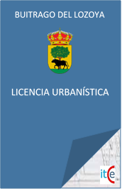 LICENCIAS URBANISTICAS LICENCIAS DE APERTURA Y ACTIVIDAD EN BUITRAGO DEL LOZOYA