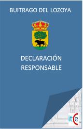 PRESUPUESTO LICENCIAS URBANISTICAS DECLARACIÓN RESPONSABLE EN BUITRAGO DEL LOZOYA