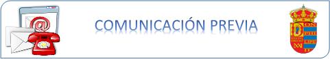 LICENCIAS URBANISTICAS COMUNICACION PREVIA EN MOSTOLES