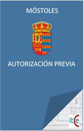 LICENCIAS URBANISTICAS PRESUPUESTO AUTORIZACION PREVIA EN MOSTOLES