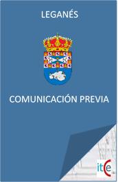 PRESUPUESTO LICENCIAS URBANISTICAS COMUNICACIÓN PREVIA LEGANÉS