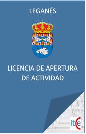 PRESUPUESTO LICENCIAS URBANISTICAS LICENCIA MUNICIPAL DE APERTURA EN LEGANÉS