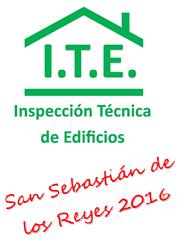 ITE EN SAN SEBASTIÁN DE LOS REYES EN 2016