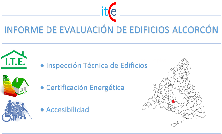 IEE INFORME DE EVALUACIÓN DE EDIFICIOS EN ALCORCON