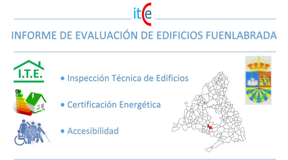 IEE INFORME DE EVALUACIÓN DE EDIFICIOS EN FUENLABRADA
