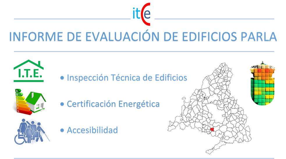 IEE INFORME DE EVALUACIÓN DE EDIFICIOS EN PARLA