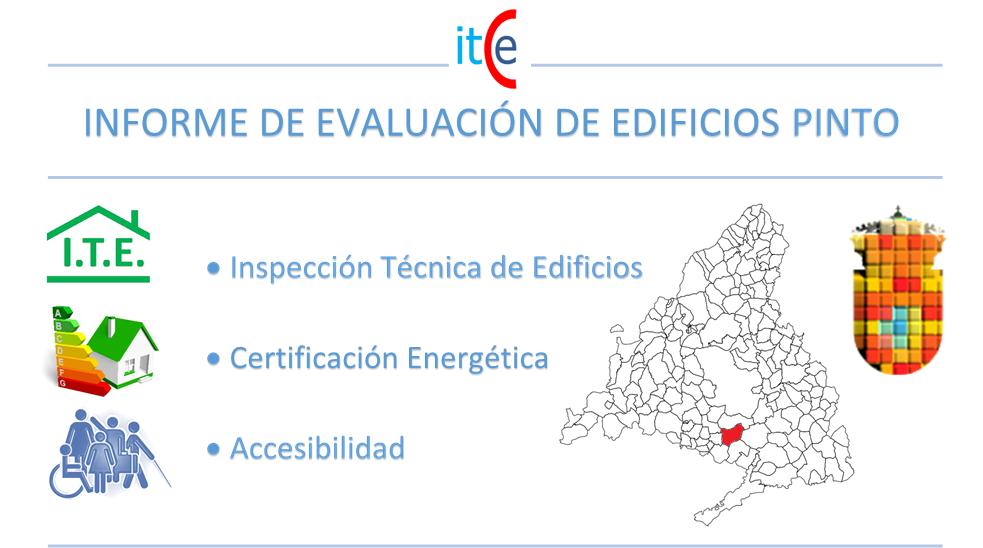 IEE INFORME DE EVALUACIÓN DE EDIFICIOS EN PINTO