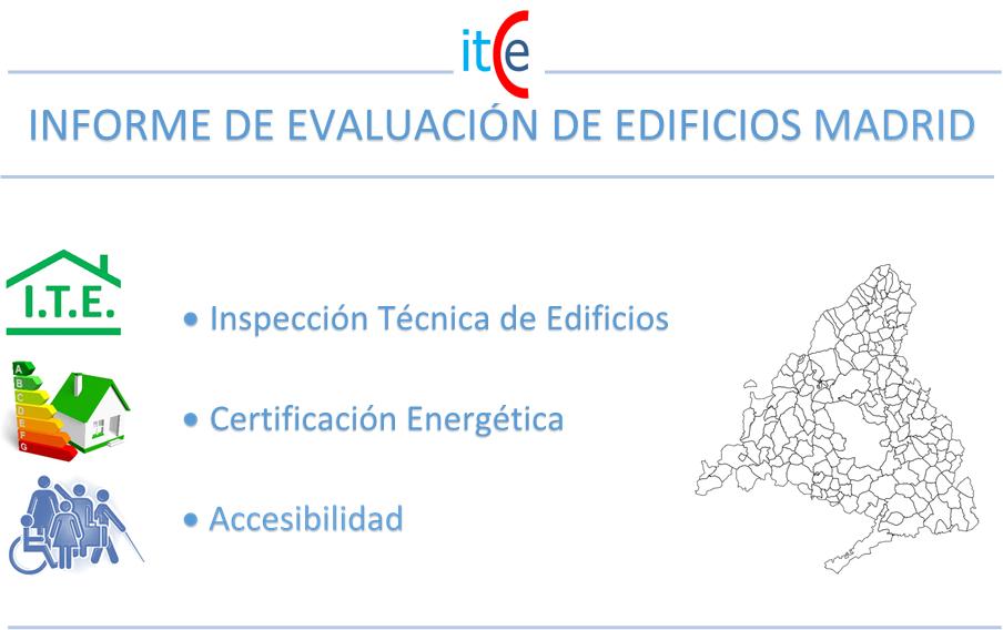 Informe de Evaluación de Edificios en Madrid