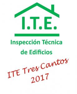 ITE EN TRES CANTOS EN 2017