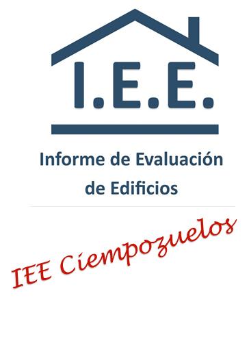 CIEMPOZUELOS EL IEE INFORME DE EVALUACION DE EDIFICIOS IEE