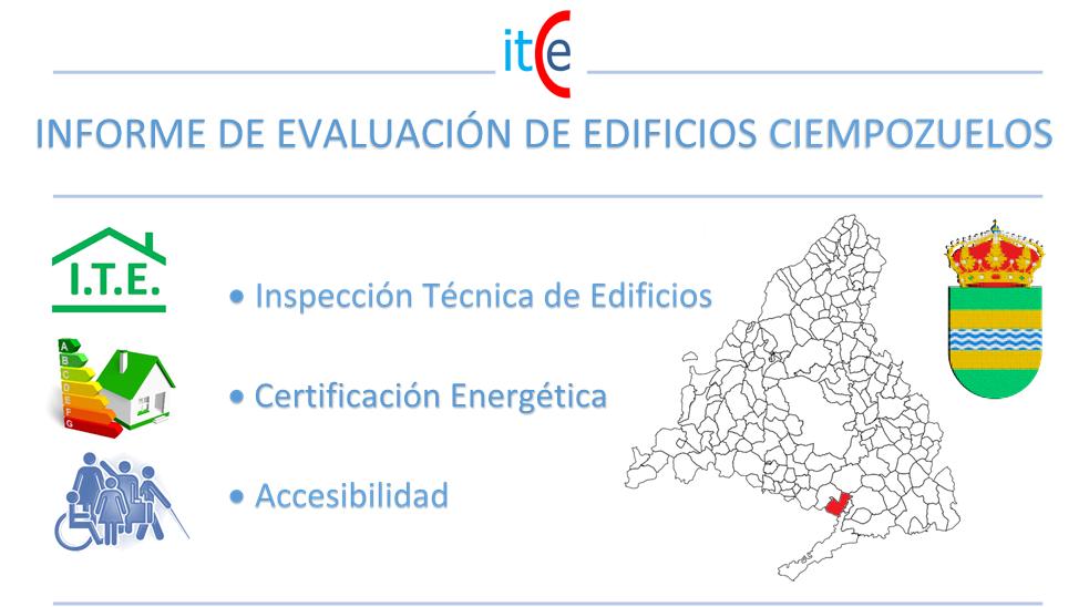IEE INFORME DE EVALUACIÓN DE EDIFICIOS EN CIEMPOZUELOS