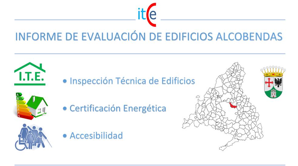 IEE INFORME DE EVALUACION DE EDIFICIOS EN ALCOBENDAS
