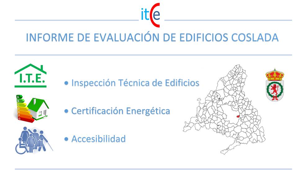 IEE INFORME DE EVALUACIÓN DE EDIFICIOS EN COSLADA