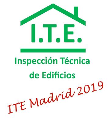 ITE EN MADRID EN 2019