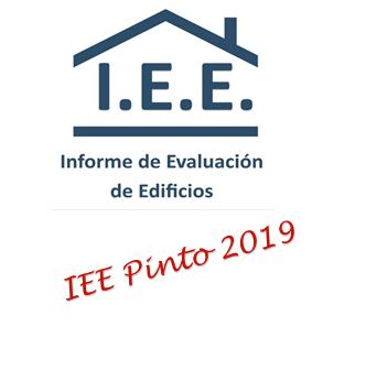 INFORME DE EVALUACION DE EDIFICIOS IEE EN PINTO EN 2019