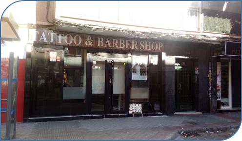 declaracion responsable de una peluqueria y tatuajes en Madrid
