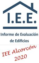 INFORME DE EVALUACION DE EDIFICIOS IEE EN ALCORCON EN 2020