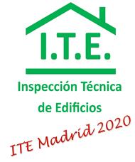 ITE EN MADRID EN 2020