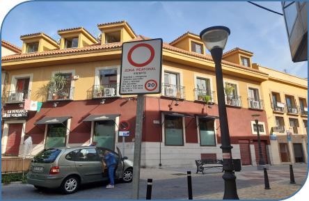 licencia de actividad de un gabinete de psicología en Getafe