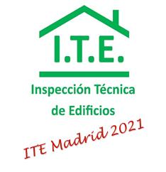 ITE EN MADRID EN 2021