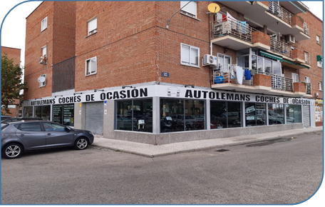 licencia de actividad en Torrejon de la Calzada