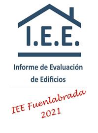 INFORME DE EVALUACION DE EDIFICIOS IEE EN FUENLABRADA EN 2021