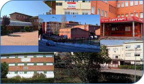 ITE DE INSTITUTOS DE LA COMUNIDAD MADRID
